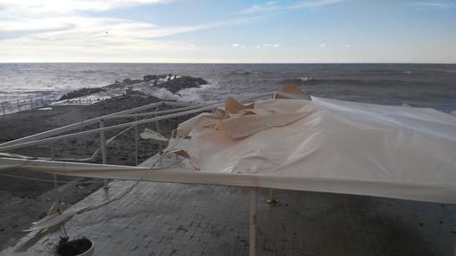 Imperia: danni per la mareggiata di fine ottobre, via ai rimborsi ai privati fino a 150mila euro