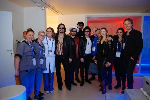 Grande successo per Dermo Dream: il primo studio dermatologico di 'Casa Sanremo' arrivato direttamente dal cuore di Milano