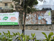 """Sanremo, degrado pannelli pubblicitari in via Padre Semeria, Condò: """"Spettacolo indecente!"""""""