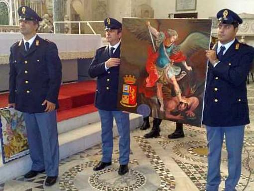 La Polizia di Stato festeggia San Michele Arcangelo: domani la celebrazione alla Basilica di San Maurizio a Imperia