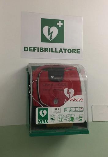 Ventimiglia: nuovo defibrillatore sul territorio comunale con i proventi dei 'gettoni' consiliari