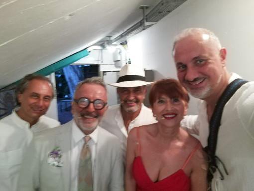 Dolcedo: stasera in piazza San Tommaso, va in scena lo spettacolo 'Dona Flor e i suoi due mariti'