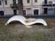 Diano Marina, vandali ancora in azione in pieno centro: danneggiata installazione artistica