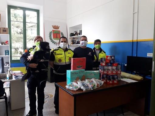 Camporosso, donata spesa alimentare alle famiglie bisognose