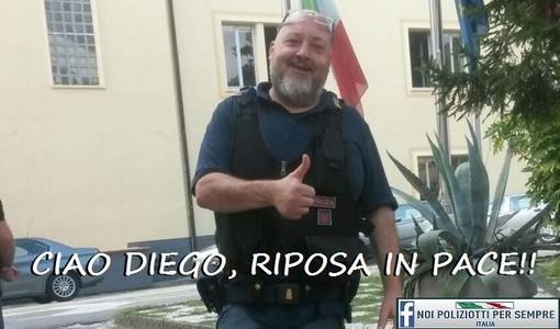 Ventimiglia: il Siap ricorda Diego Turra, agente di Polizia morto quattro anni fa nella città di confine