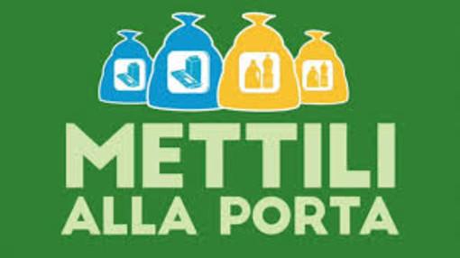 Ventimiglia: da oggi al 14 aprile nuova fornitura annuale dei sacchetti per la raccolta differenziata