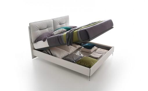 Da Dimensione Arredo relax su misura con il letto contenitore rialzato Rey