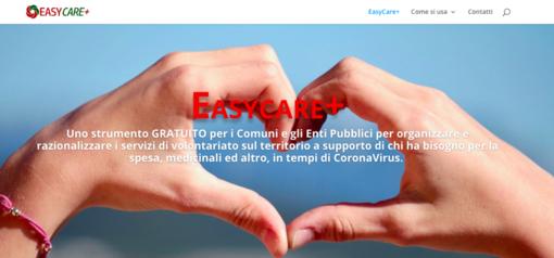 Coronavirus: ecco EasyCare+ un servizio per mettere in contatto volontari e persone che hanno bisogno, idea da Taggia per tutti i comuni (Video)