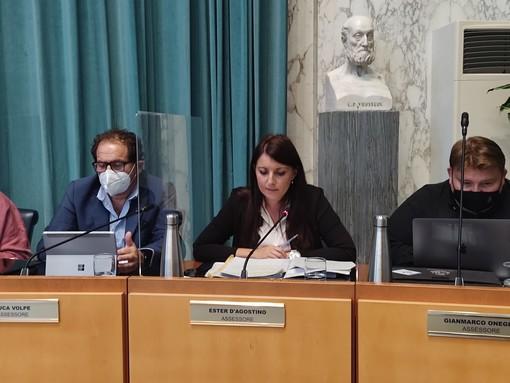"""Imperia, il Comune investe sui progetti di riqualificazione urbana per 5 milioni e mezzo di euro. D'Agostino: """"Puntiamo sul recupero e sulla sicurezza"""""""