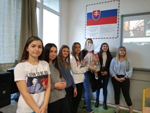 Imperia: terminata la settimana in Slovacchia per gli studenti del Ruffini impegnati del progetto 'Erasmus+'