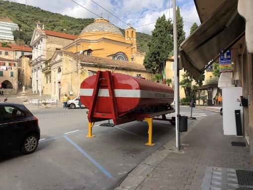 """Acqua potabile a Taggia e Arma di Taggia ma non a Levà, Conio """"Ci sono ancora lavori in corso sugli impianti"""""""