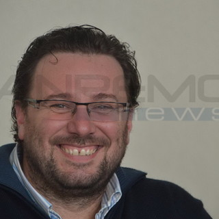 Enrico Ilariuzzi, sindaco di Seborga