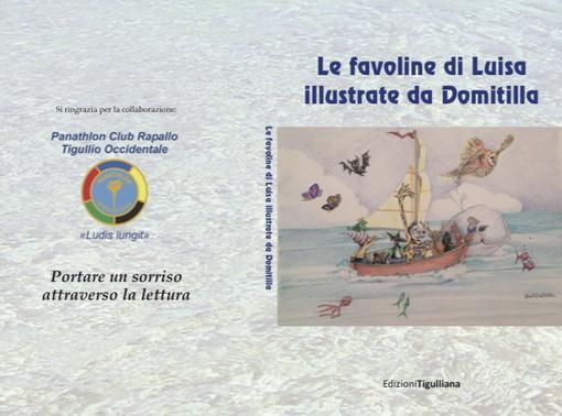 'Le favoline di Luisa', un libro di favole per bambini e per adulti sognatori della sanremese Luisa Franza