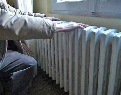 Teggia: da oggi disposta l'accensione anticipata degli impianti di riscaldamento