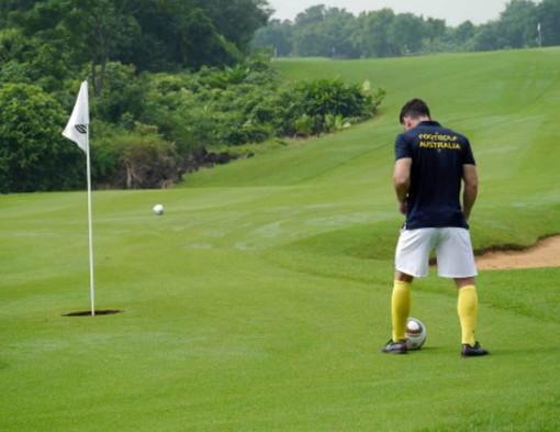 FootGolf: tutto pronto  al 'Castellaro Golf Club' per il 2° torneo marchiato Tempra Footgolf
