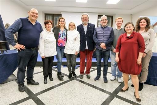 Sanremo: grande successo per la terza giornata del Festival della Cucina con i Fiori a Villa Ormond (Foto)