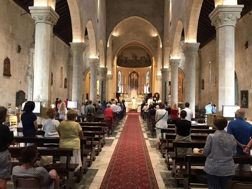 Anche nelle Diocesi della nostra provincia non servirà il 'Green pass' per le celebrazioni in Chiesa