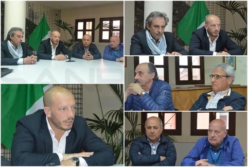 Ventimiglia: frontalieri e scioperi in Francia, il Sindaco incontra le organizzazioni sindacali per fare fronte comune (Foto e Video)