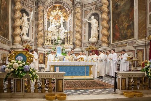 Sanremo: da lunedì prossimo al 15 agosto la festa della Madonna della Costa, per la prima volta il 13 agosto 'In-Canto sotto le stelle'