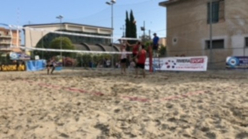 Beach Volley. Conclusa la terza tappa ligure del campionato italiano Under 19: Barbero-Arboscello e Botta-Valdora trionfano