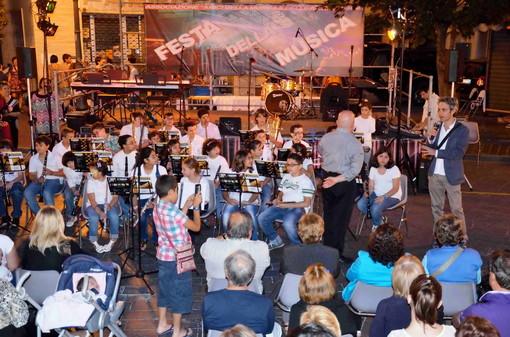 Taggia: grande successo sabato sera per la quarta edizione della 'Festa della Musica'