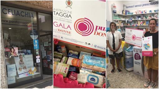 Taggia: sabato torna il servizio di farmacia sospesa insieme al Punto Donna