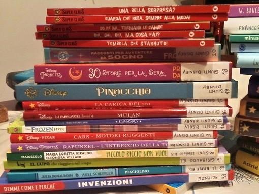 Sanremo: 'Aiutaci a crescere. Regalaci un libro!', bella iniziativa per arricchire le bibloteche scolastiche