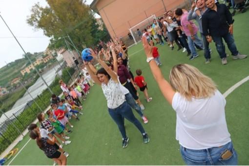 Sanremo: con una festa ricca di allegria e divertimento si è concluso l'anno alla scuola dell'infanzia di Poggio