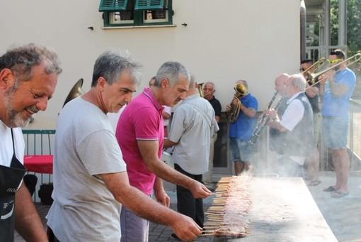 Festa alla casa di riposo di Dolceacqua, i ringraziamenti della Fondazione Mons. Tornatore e Padre Mauro (foto)