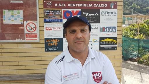 Calcio: dopo la conferma di mister Luccisano il Ventimiglia conferma lo staff della passata stagione