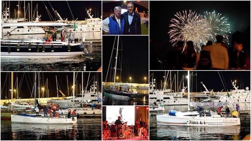 Rolex Giraglia 2019, dal porto di Sanremo le immagini della partenza e dei fuochi d'artificio