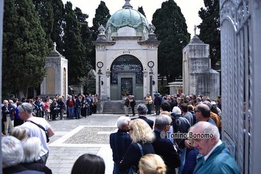 Sanremo: ricordata oggi con una cerimonia civile al Cimitero della Foce, l'ex Consigliere Valeria Faraldi