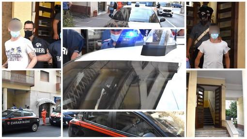 Arma di Taggia: arresti di questa mattina, i tre avevano raggirato un anziano per 110mila euro. I particolari (Foto e Video)