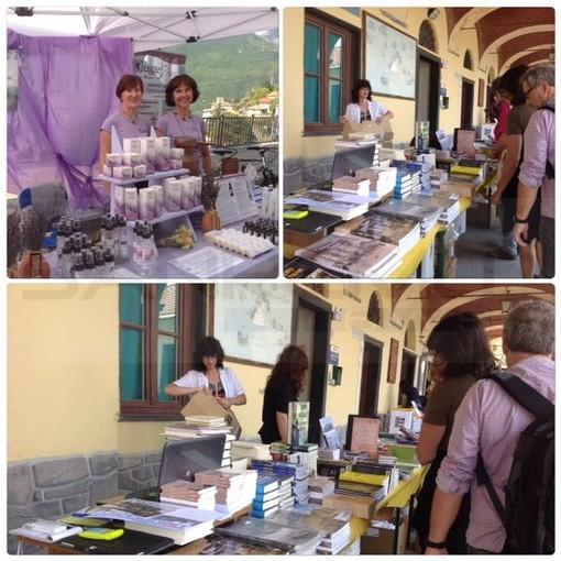 Triora: è iniziata con successo la prima edizione del 'Festival del Libro e dell'autore ligure'