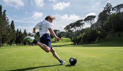 Domenica al Golf Club di Albisola grande occasione per provare il FootGolf