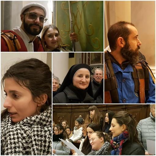 Grande partecipazione di fedeli a Diano Marina per la festa di Sant'Antonio Abate (Foto e Video)