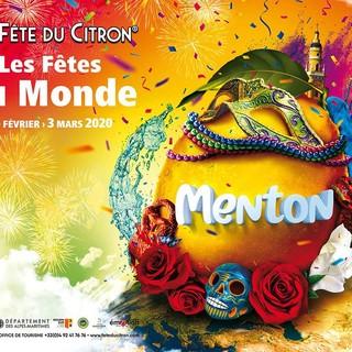 87esima 'Fête du Citron' a Mentone