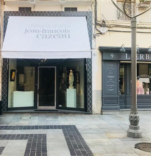 """Sanremo: inaugura la nuova galleria d'arte moderna e impressionista """"Jean-François Cazeau"""""""