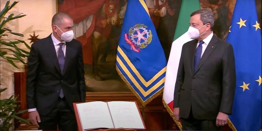 Andrea Costa si è insediato come Sottosegretario alla Salute, il plauso di  Bissolotti e Artioli - Sanremonews.it