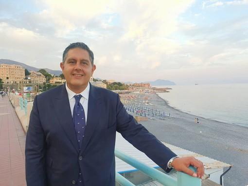 """Coronavirus: il presidente Toti """"La Liguria è la regione che forse ha affrontato meglio la terza ondata"""""""