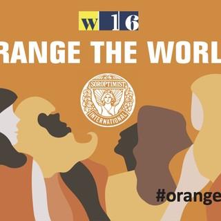 Imperia: giornata contro la violenza sulle donne, l'ingresso della caserma dei Carabinieri sarà illuminato di arancione