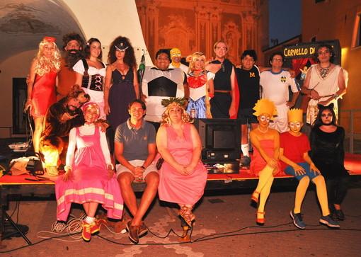 Riva Ligure: in più di mille spettatori nei due giorni dello spettacolo 'Fiabescum' (foto)