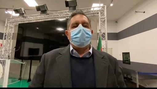 """Coronavirus: Toti """"Liguri disciplinati in questi giorni, ringrazio tutti. La sanità regionale regge bene la terza ondata"""""""