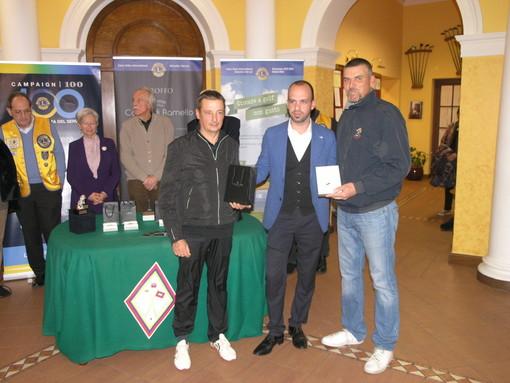 Golf. Grande successo al Circolo degli Ulivi di Sanremo per il 'Conte di Remello Jewelry & Design'