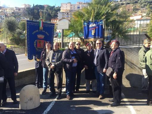 Sanremo: celebrazioni per il Giorno del Ricordo in memoria delle vittime delle Foibe (foto)