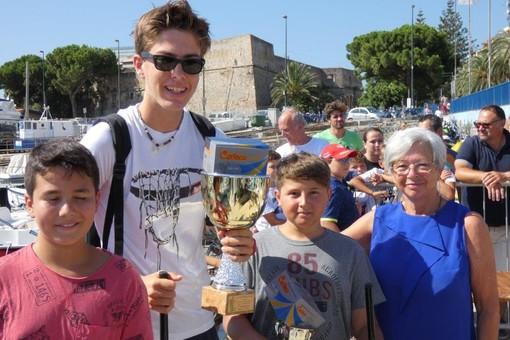 Sanremo: un centinaio di ragazzini alla 66esima gara di pesca a loro dedicata