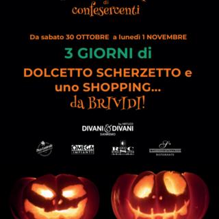 Halloween di Confesercenti: da sabato 30 ottobre a lunedì 1° novembre il grande evento di promozione delle attività commerciali della provincia di Imperia