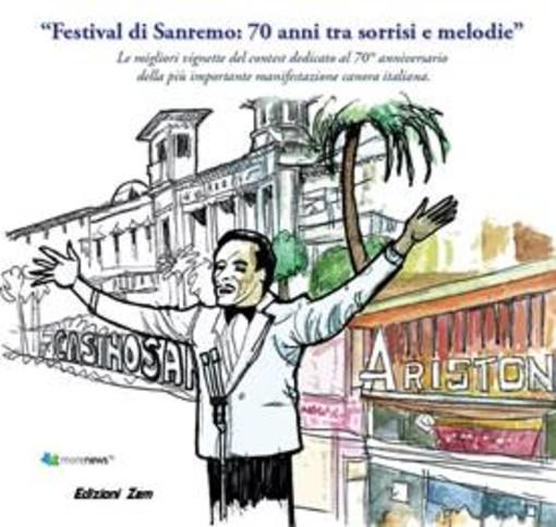 """""""Festival di Sanremo: 70 anni fra sorrisi e melodie"""" la premiazione dei vincitori al Casinò di Sanremo"""
