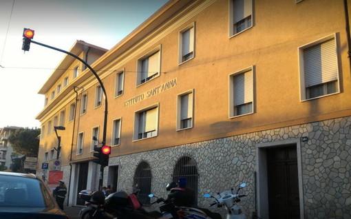 """Vallecrosia: possibile chiusura della scuola Sant'Anna, il Sindaco incontra la direttrice dell'istituto """"Non è stata presa alcuna decisione, sono in corso alcune valutazioni"""""""