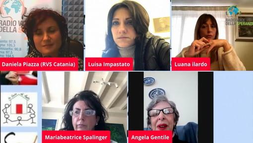 'Donne contro la mafia', percorsi di educazione civica degli Istituti Fermi-Polo-Montale di Ventimiglia e Bordighera e Ruffini di Bordighera